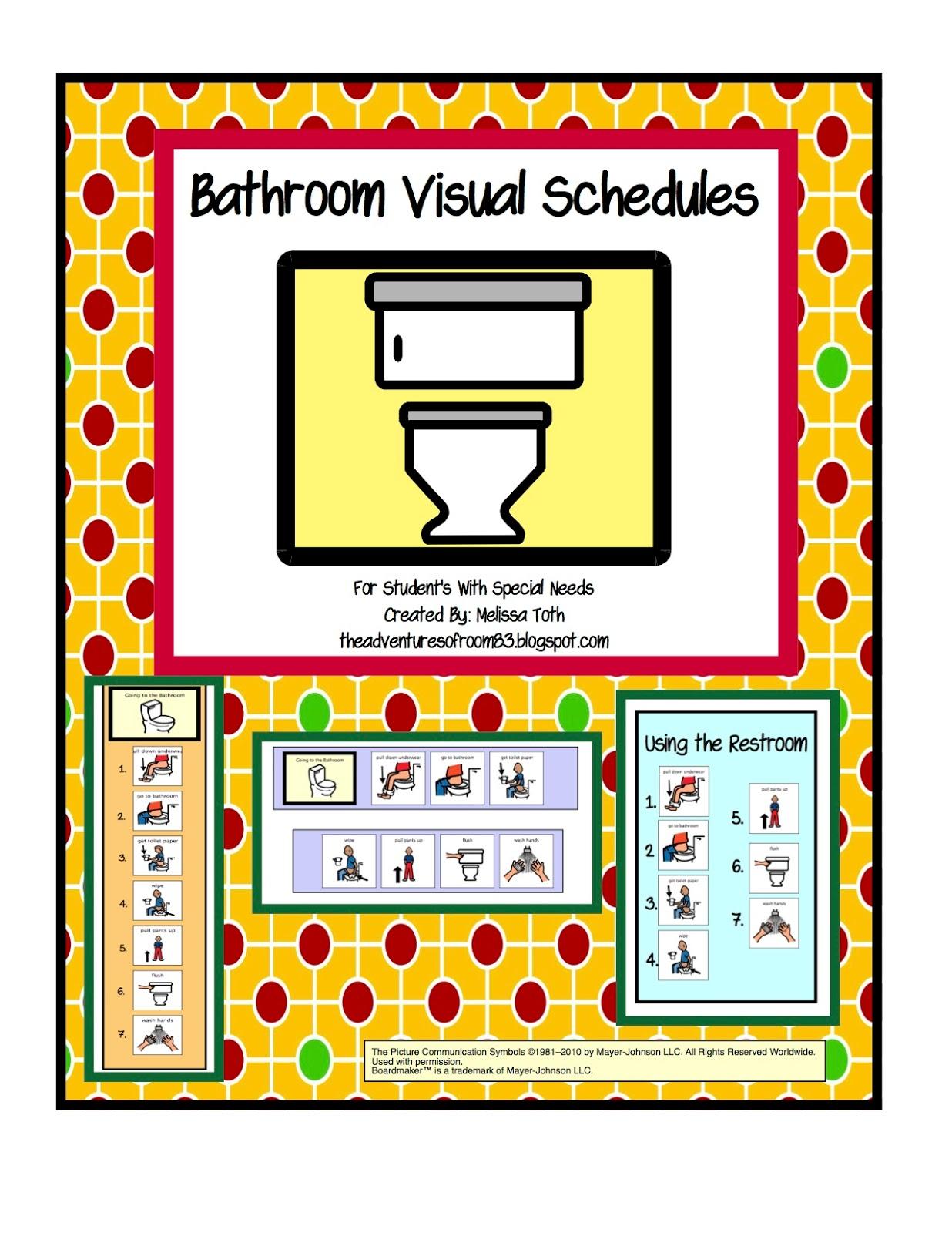 Toilet Training » Autism Adventures